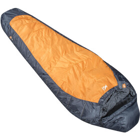 Millet Summiter Sleeping Bag regular, acid orange